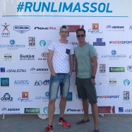 Marathon Expo met Sunny